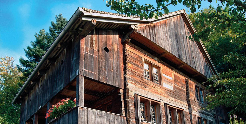 500 Jahre Haus Nr. 12 in Schellenberg