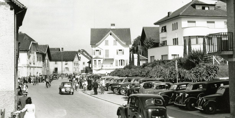 Oldtimertreffen des Motor-Veteranen-Clubs-Liechtenstein