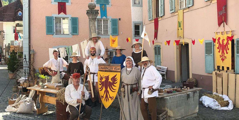 Mittelaltertage – Von Schwert, Spinnrad und Schalmei
