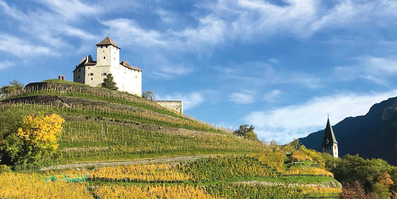 Ein imposantes Wahrzeichen – Führung Burg Gutenberg